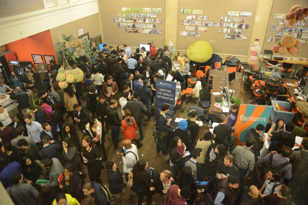 Localwise Berkeley Startup Job Fair at NextSpace