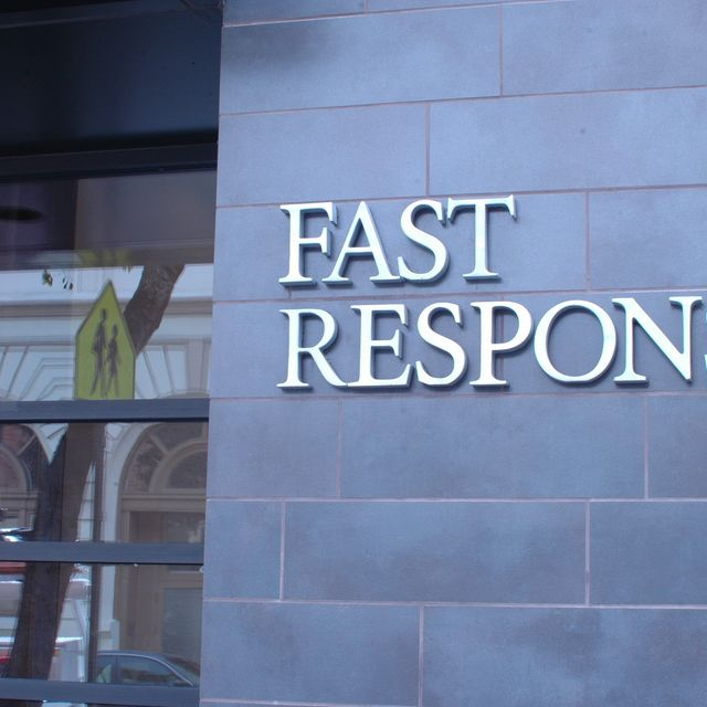 Fast Response School of Health Care Education, Berkeley, CA logo