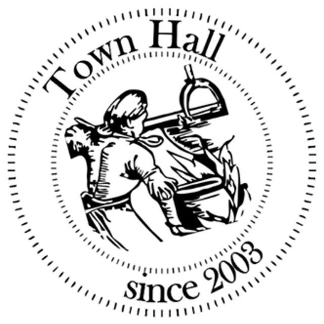 Town Hall restaurant, San Francisco, CA logo