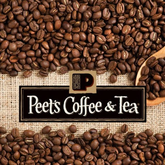 Peet's Coffee, San Jose, CA logo