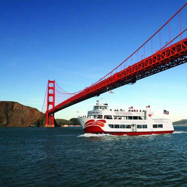 Red and White Fleet, San Francisco, CA - Localwise business profile picture