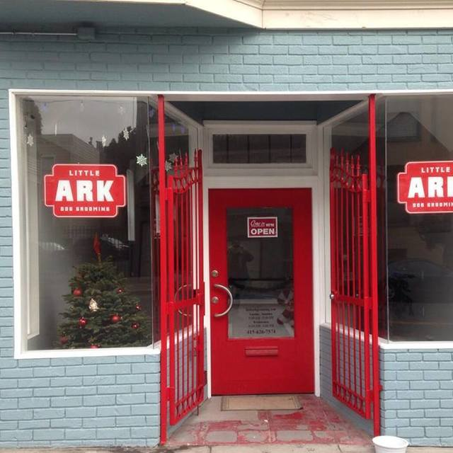 Little Ark Dog Grooming, San Francisco, CA logo