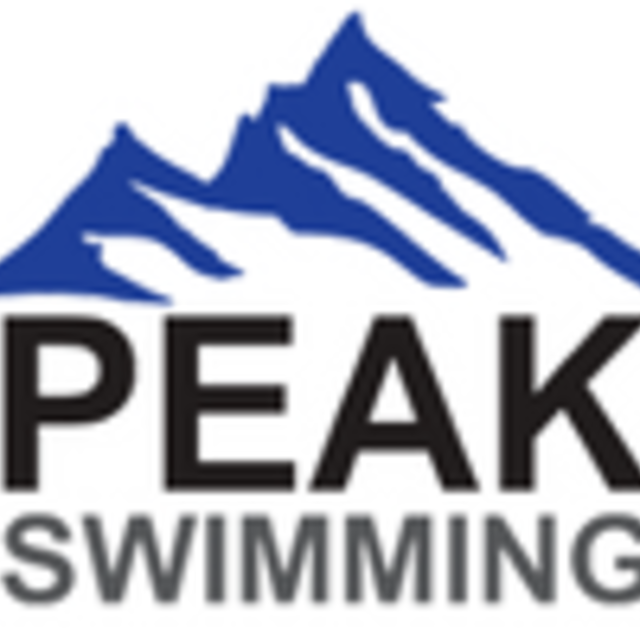PEAK Swimming, Saratoga, CA logo