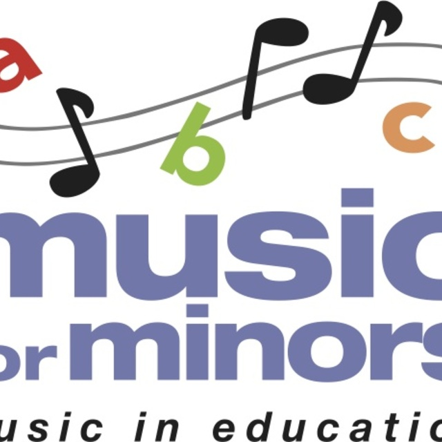 Music for Minors, San Carlos, CA logo