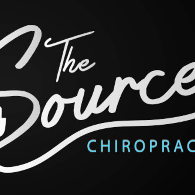 The Source Chiropractic, Oakland, CA logo