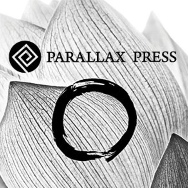 Parallax Press, Berkeley, CA logo