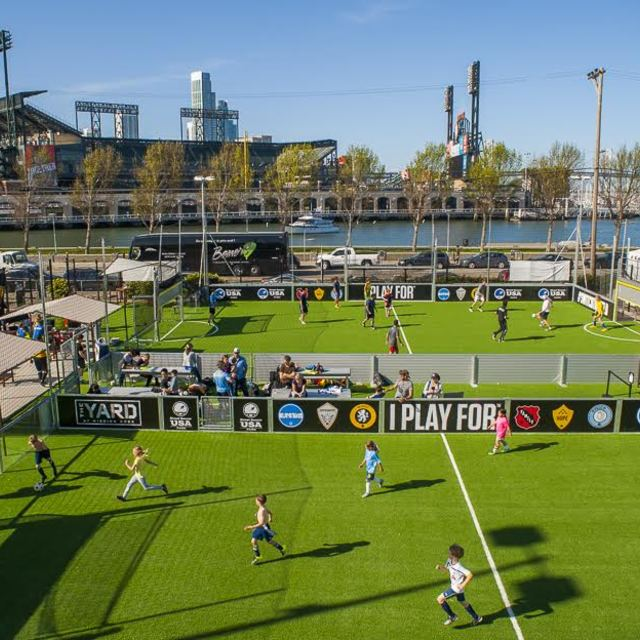Street Soccer USA Park, San Rafael, CA - Localwise business profile picture