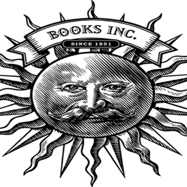 Books Inc., San Francisco, CA logo