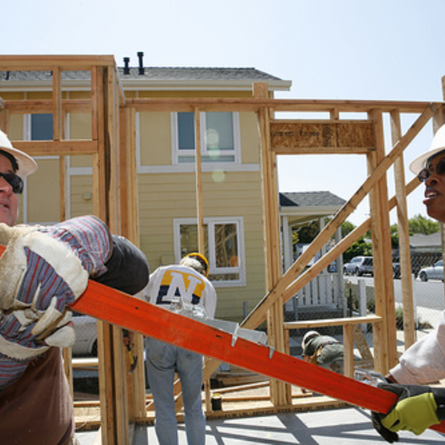Habitat for Humanity East Bay/Silicon Valley, Oakland, CA logo