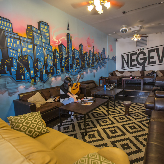 Negev, San Francisco, CA - Localwise business profile picture