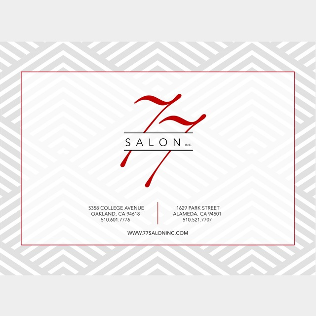 77 Salon Inc, Oakland, CA - Localwise business profile picture