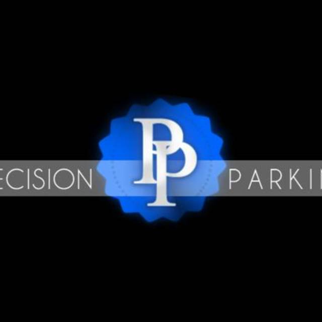 Precision Parking, San Carlos, CA logo