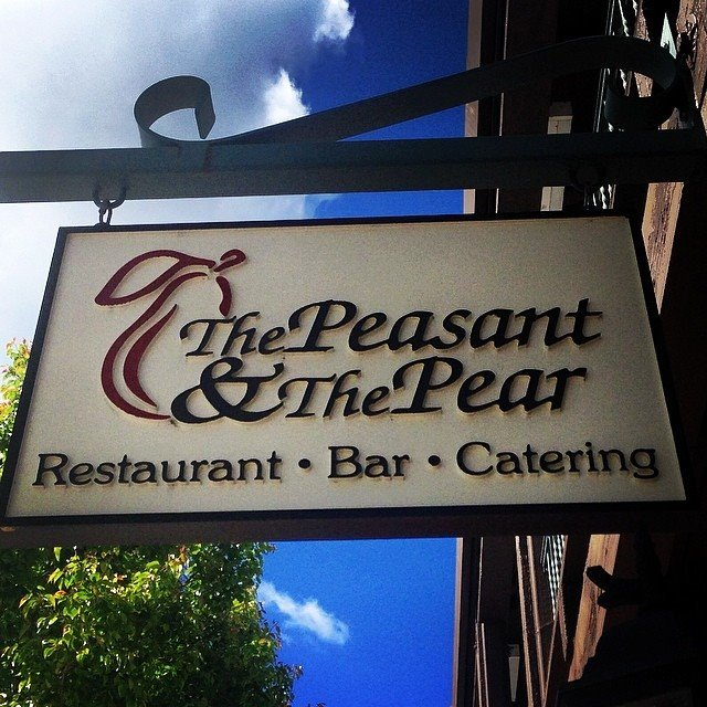 The Peasant & The Pear, Inc., Danville, CA logo