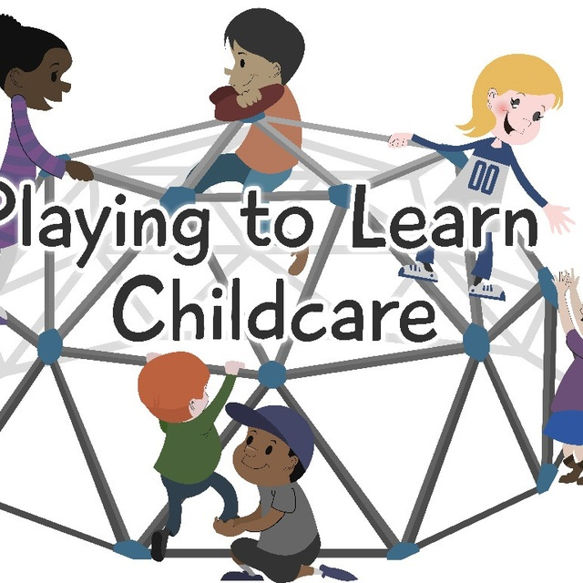 Playing to Learn Childcare, Benicia, CA logo