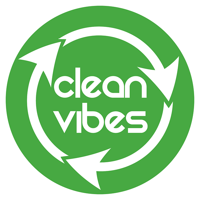 Clean Vibes, LLC, San Francisco, CA logo