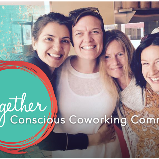 Together: A Conscious Coworking Community, Emeryville, CA logo