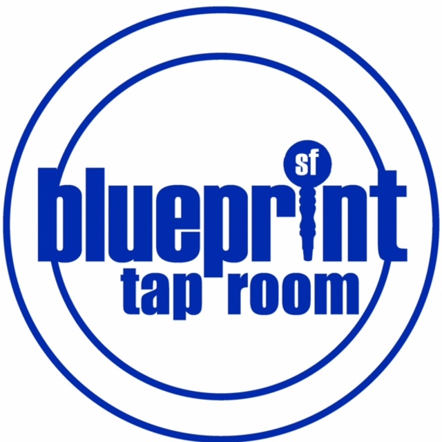 Blueprint Tap Room, San Francisco, CA logo