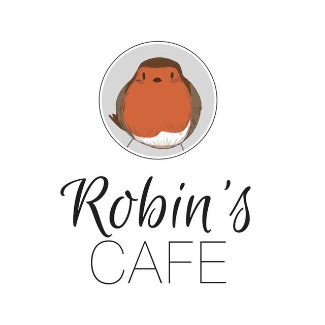 Robin's Cafe, San Francisco, CA logo