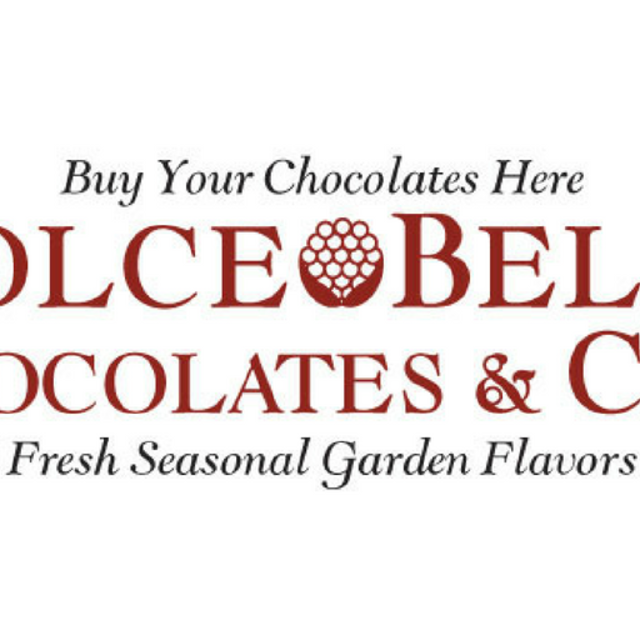 Dolce Bella Chocolate Cafe, San Jose, CA logo