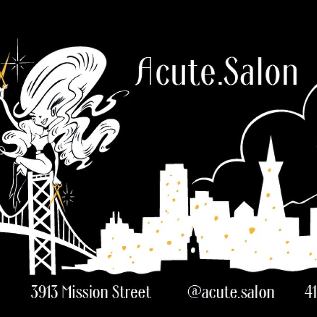 Acute Salon, San Francisco, CA - Localwise business profile picture