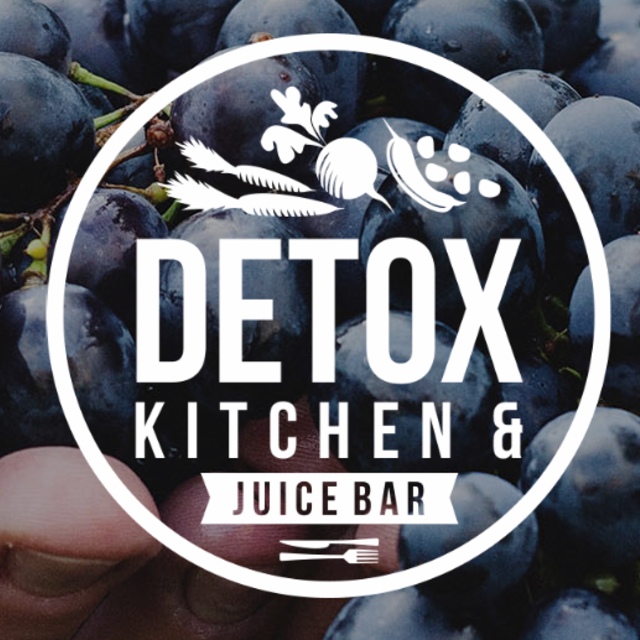 Detox Kitchen & Juice Bar, Belmont, CA logo