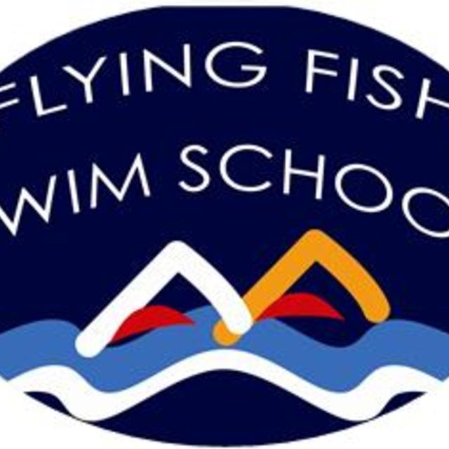 Flying Fish Swim School, Mountain View, CA logo