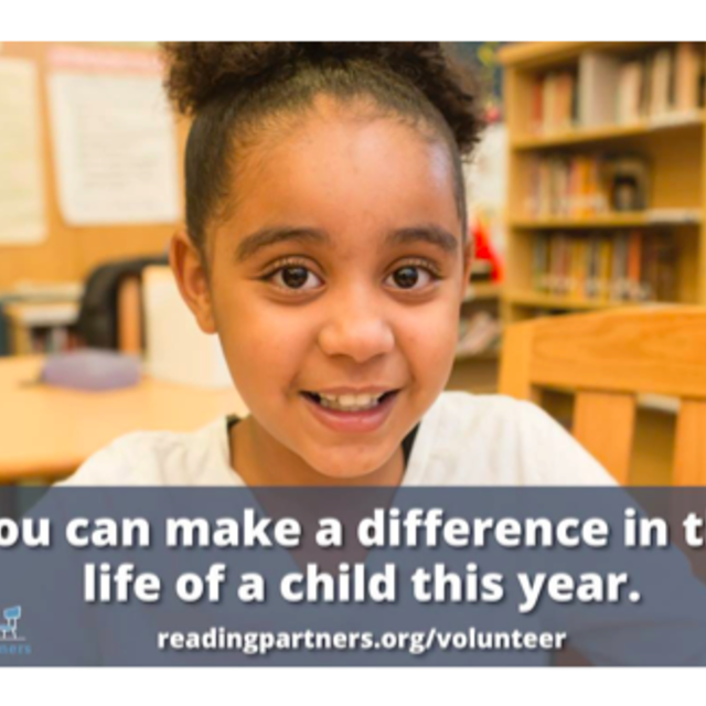 Reading Partners, Oakland, CA - Localwise business profile picture