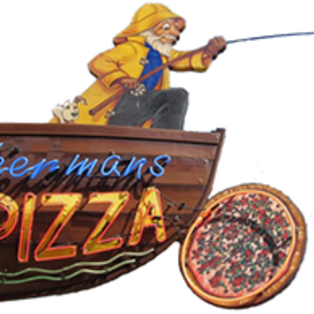 Fisherman's Pizza, San Francisco, CA logo