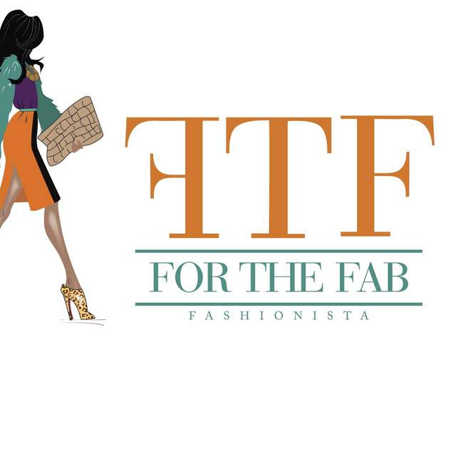 For The Fab Boutique, Oakland, CA logo