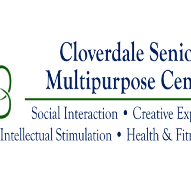 Cloverdale Senior Community Center, Cloverdale, CA logo