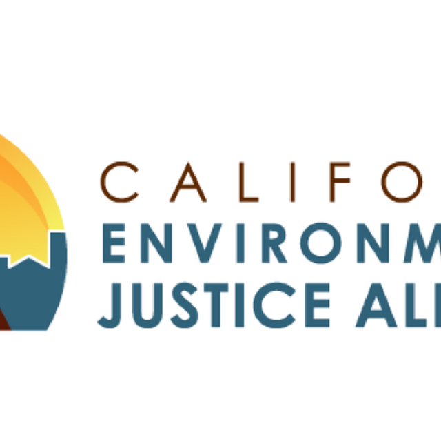 California Environmental Justice Alliance, Oakland, CA logo