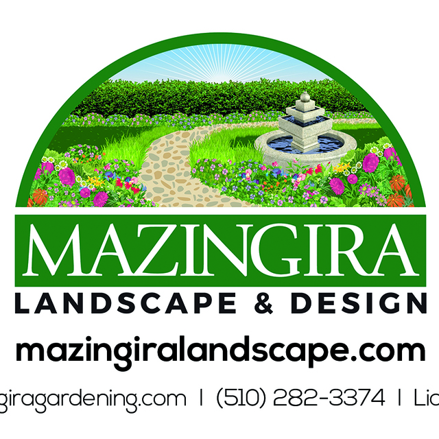 Mazingira Landscape and Design, Berkeley, CA logo
