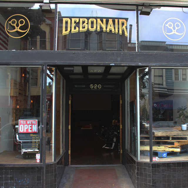 Debonair Barbershop & Shave Parlor, San Francisco, CA - Localwise business profile picture