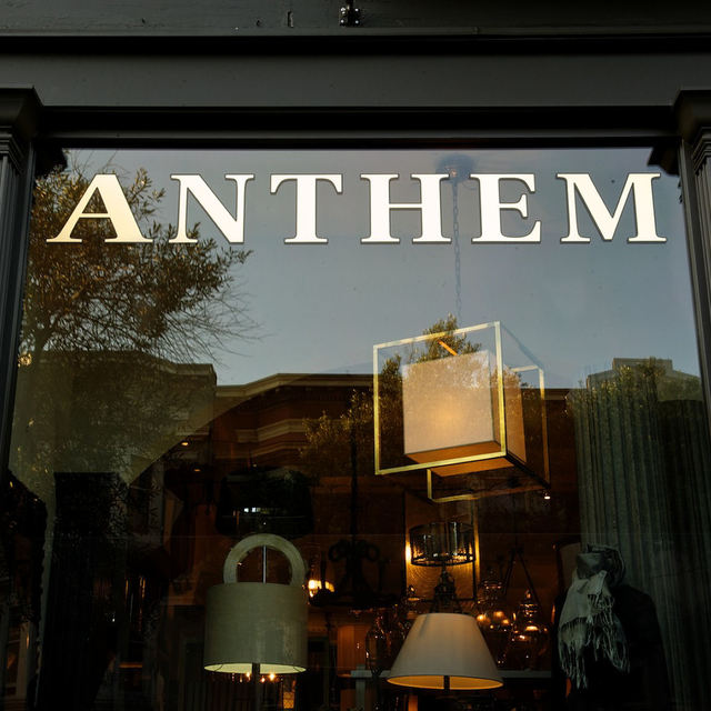 Anthem, San Francisco, CA logo