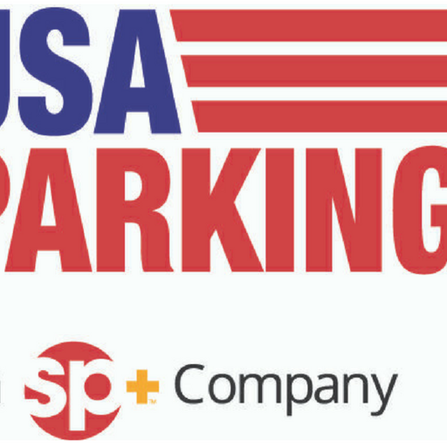 USA Parking/SP+ Hospitality, Half Moon Bay, CA logo