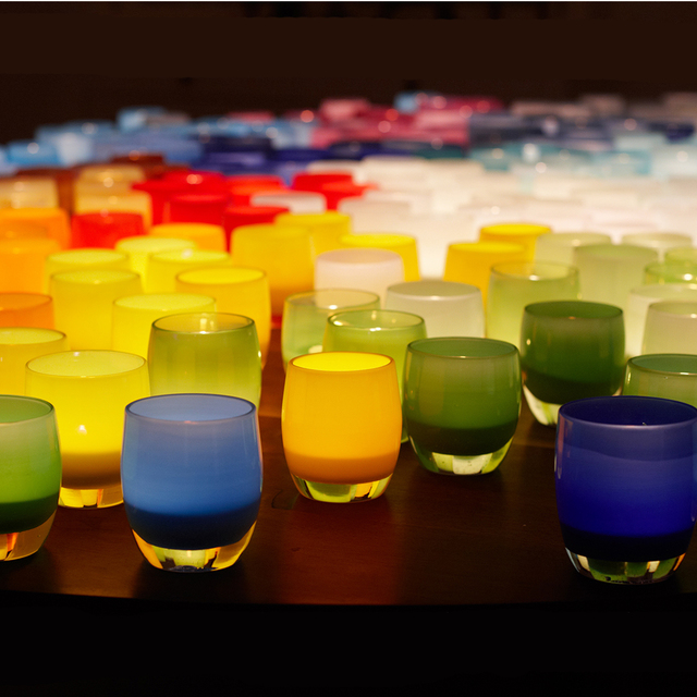 glassybaby, Berkeley, CA logo