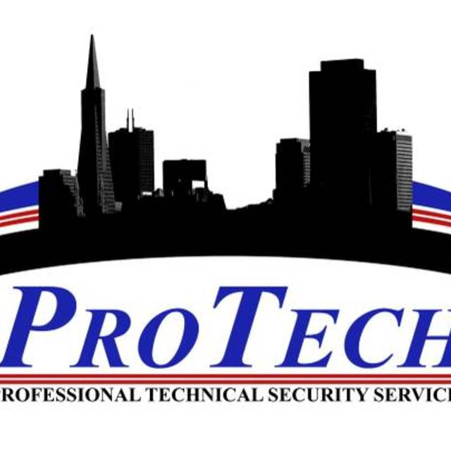 ProTech Security, San Francisco, CA logo