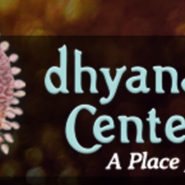 dhyana Center, Sebastopol, CA logo
