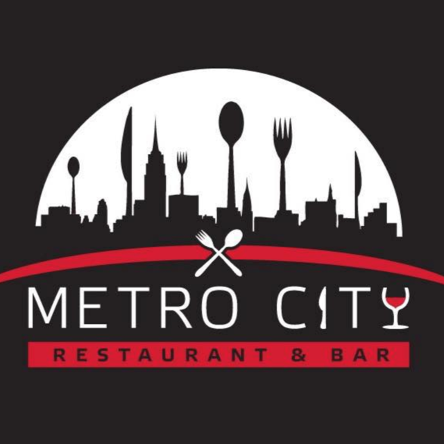 Metro City Restaurant and Bar, Sunnyvale, CA logo