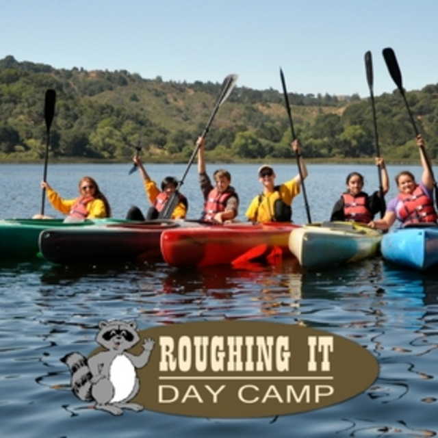 Roughing It Day Camp, Lafayette, CA logo