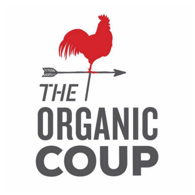 The Organic Coup, San Francisco, CA logo