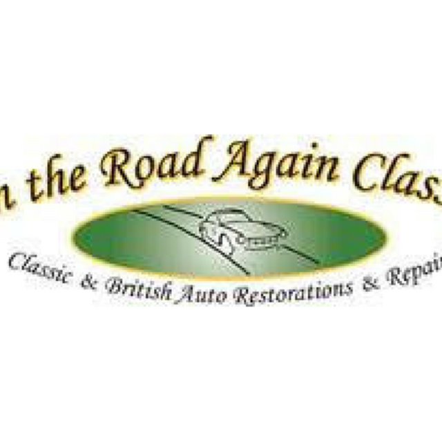 On the Road Again Classics, Morgan Hill, CA logo