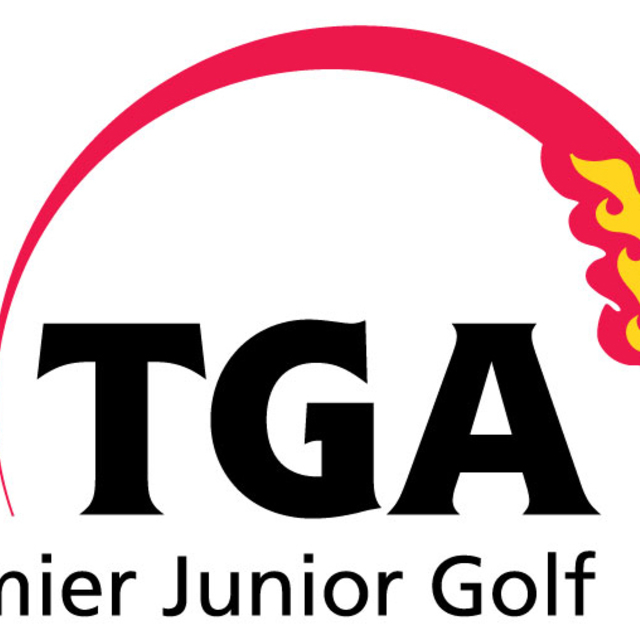 TGA Premier Junior Golf, Novato, CA logo
