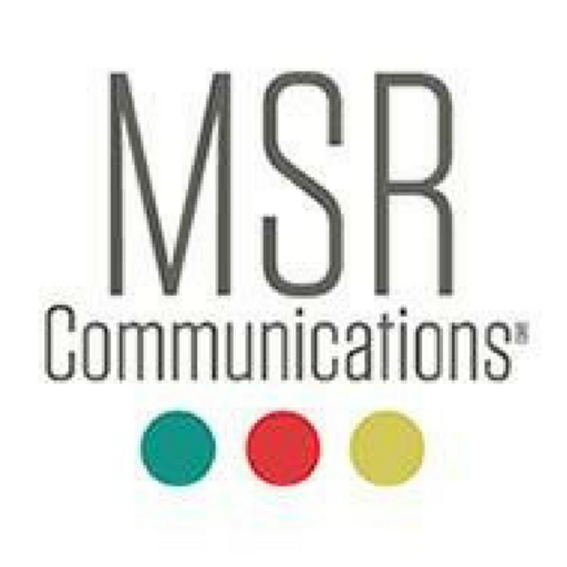 MSR Communications, San Francisco, CA logo