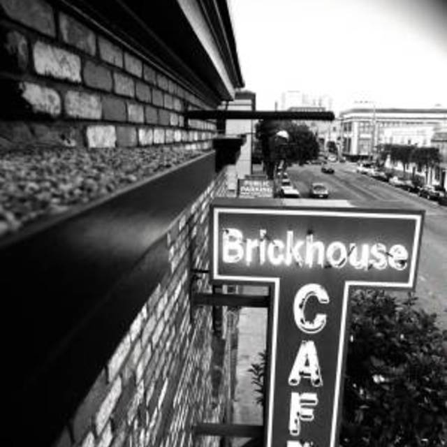The Brickhouse Cafe, San Francisco, CA logo