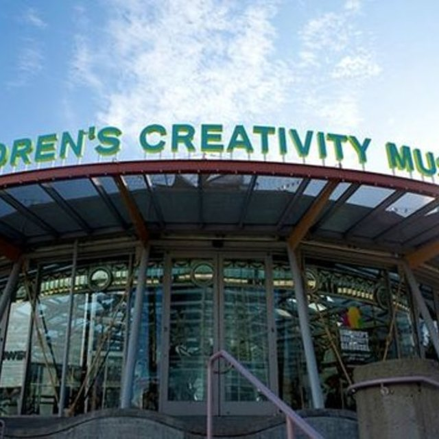 Children's Creativity Museum, San Francisco, CA logo