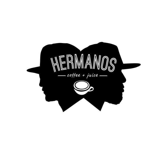 Hermanos Coffee + Juice, San Francisco, CA logo
