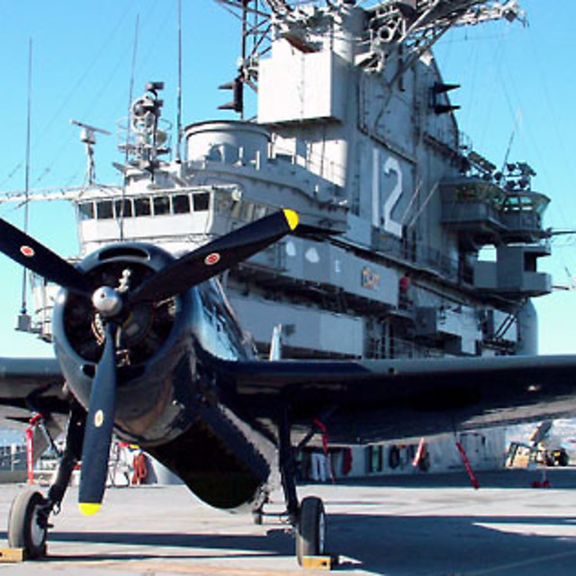 USS Hornet Sea, Air & Space Museum, Alameda, CA - Localwise business profile picture