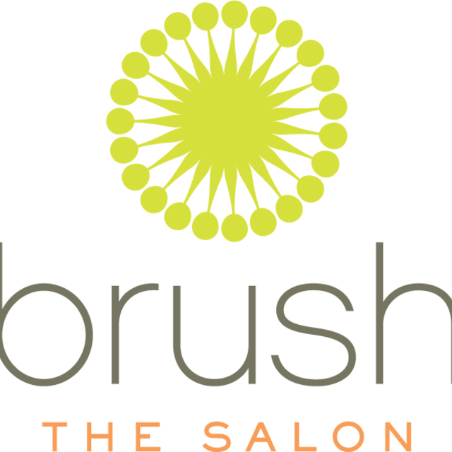 Brush Salon Wedding Team, Healdsburg, CA logo