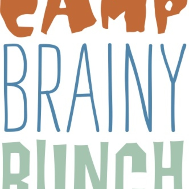 Camp Brainy Bunch, Berkeley, CA logo